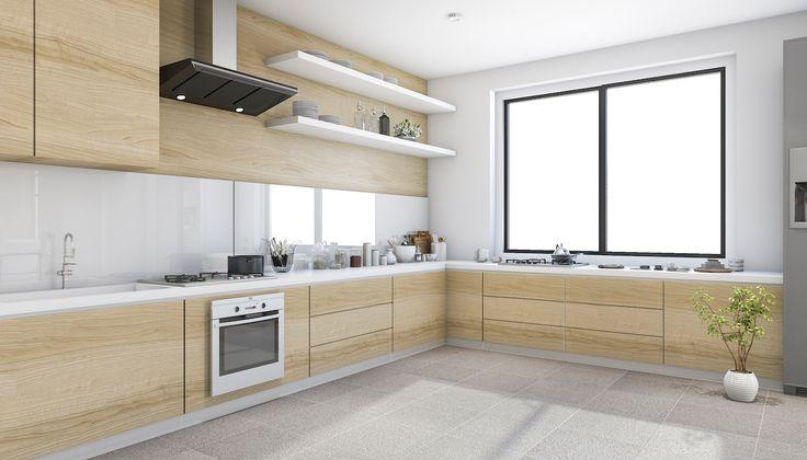 Ako si vybrať vhodný typ podlahového materiálu do kuchyne?