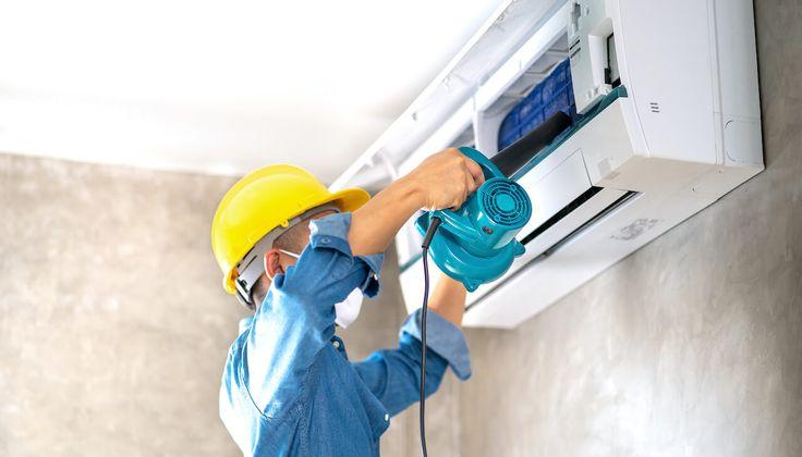 Ako vyčistiť klimatizáciu
