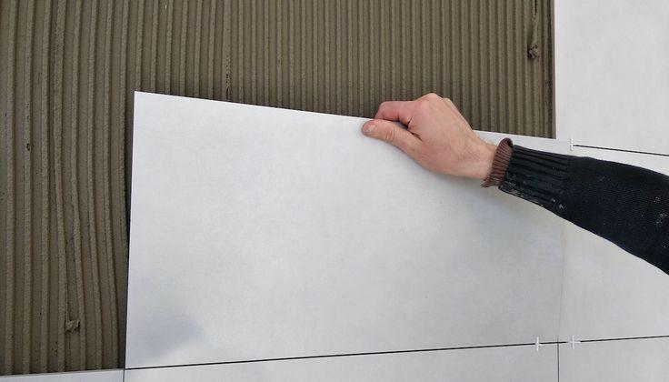 Ako pripraviť betón na inštaláciu dlaždíc
