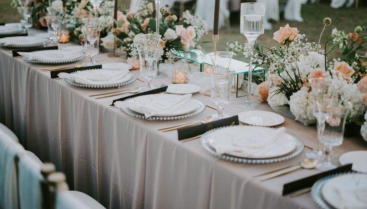 Ako vybrať svadobné menu