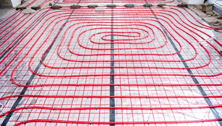 Podlahové kúrenie - estetická a funkčná možnosť vykurovania