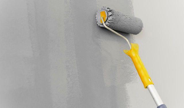 10 krokov k bezchybnému vymaľovaniu stien
