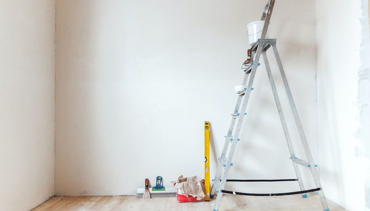 Ako pripraviť steny na maľovanie?