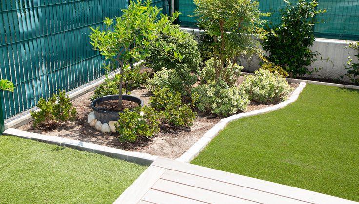 Ako navrhnúť malú rodinnú záhradu a zachovať súkromie a nenáročnú starostlivosť?