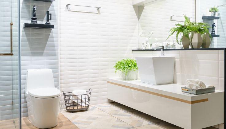 Obkladať v kúpeľni najprv podlahu, alebo steny?
