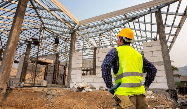 Stavba domu – krok za krokom