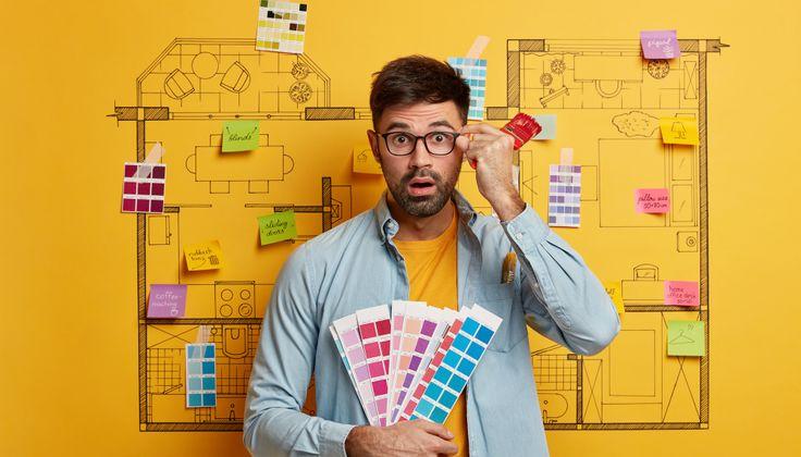 Ako správne vybrať farby do interiéru a vymaľovať ako profesionál