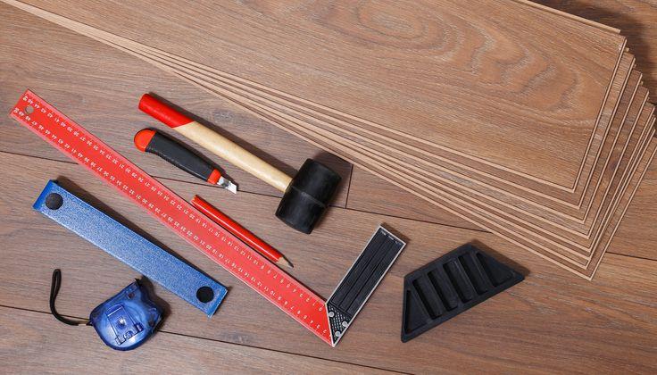 Čo potrebujete na správnu pokládku laminátovej podlahy?