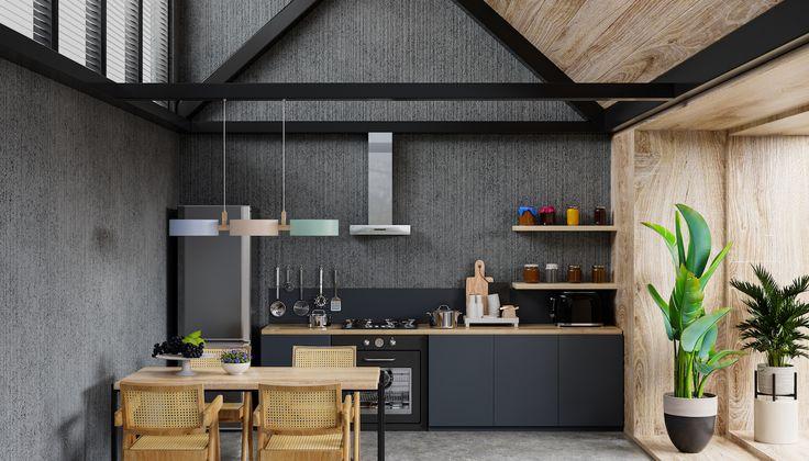 Dodajte vášmu domu nadčasový vzhľad vďaka liatym podlahám