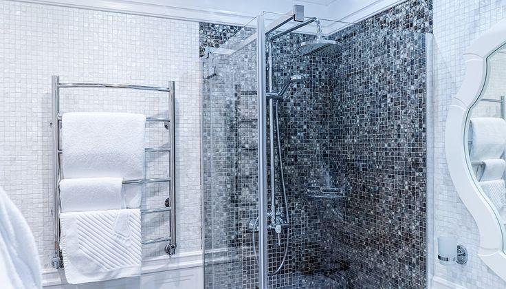 Dlažba a obklad do sprchy
