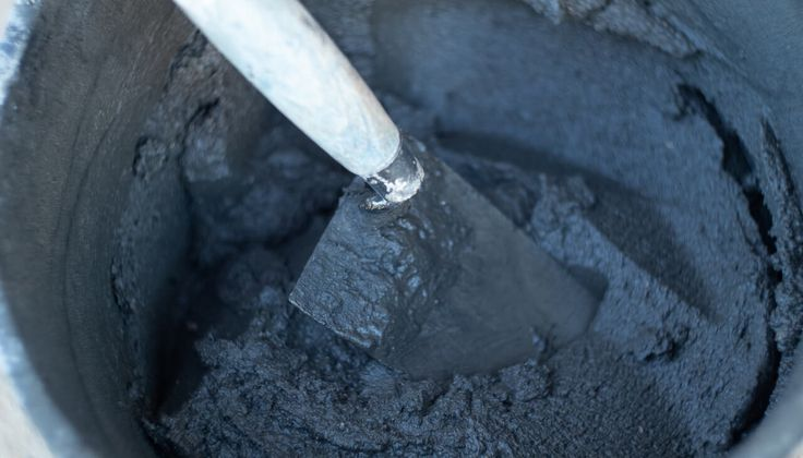 Čo je to suchý betón a ako ho namiešať?