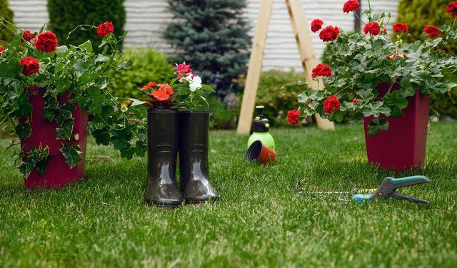 Dekorácie do záhrady