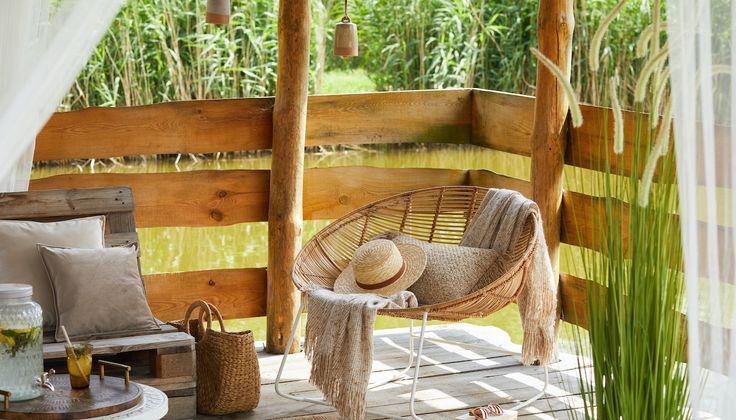 Záhradný nábytok, ktorý potrebujtete
